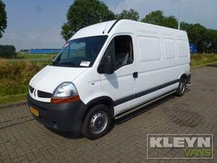Van RENAULT Closed Van MASTER 35 2.5 DCI 12 #renault #master