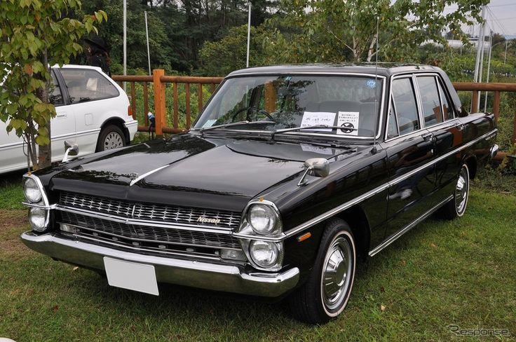 【昭和の名車まつり15】初代 シルビア に ブルーバード、グロリアも…レアな日産車メドレー[写真蔵] 27枚目の写真・画像