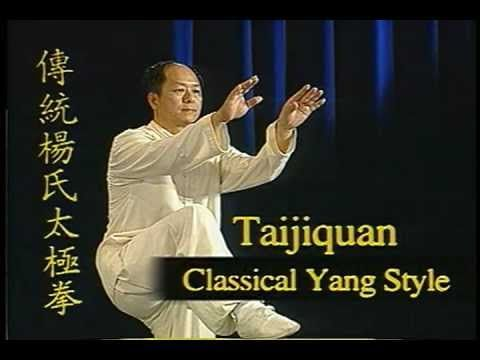Tai Chi Chuan Classical Yang 108 form (YMAA Taijiquan) Dr. Yang, Jwing-Ming