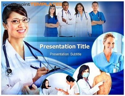 Templates For PowerPoint http\/\/wwwtemplatesforpowerpoint - nursing powerpoint template