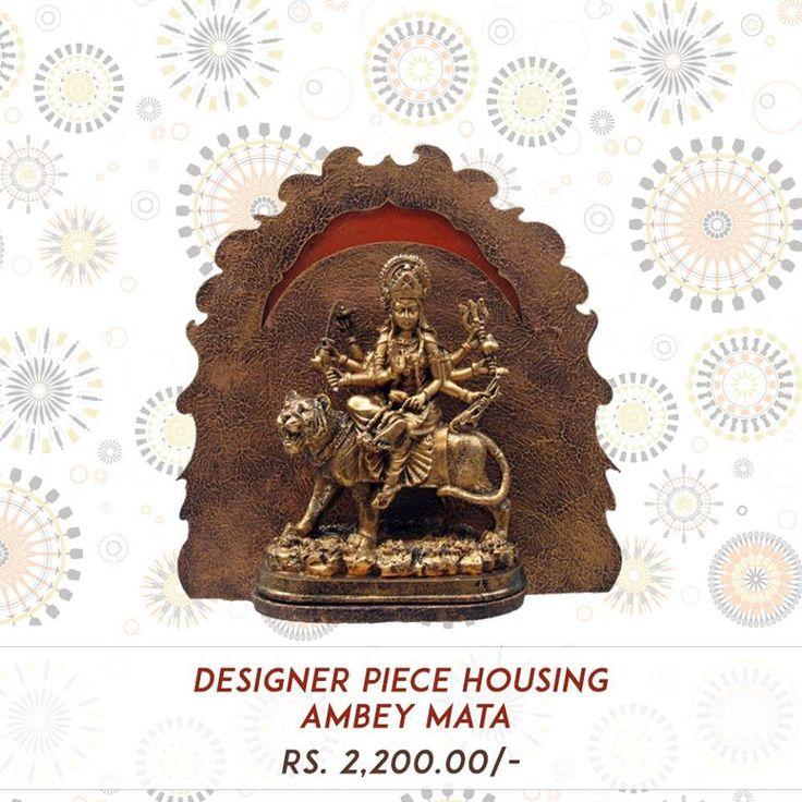 This Navratri Shop Beautiful Statue of Maa Ambey Happy Navratri to all of you! #Happy_Navratri, #Kraft_Hub, #MAA_Ambey_Idols