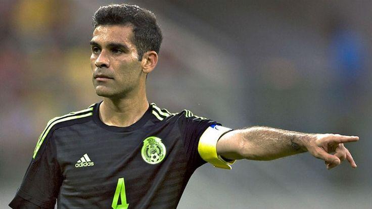 Rafael Marquez, le capitaine du Mexicaine, fait partie d'une liste d'individus sanctionnés par les Etats-Unis cas suspéctés d'avoir des liens avec un trafic de drogue.