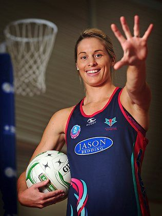 MELBOURNE Vixens star Julie Corletto has cleared the air after last year's contract wrangle, vowing to help propel the team back to the finals for the first time in three years.