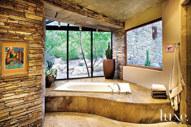 Homedesignideas Eu: Bathroom Designs Inspired By Nature