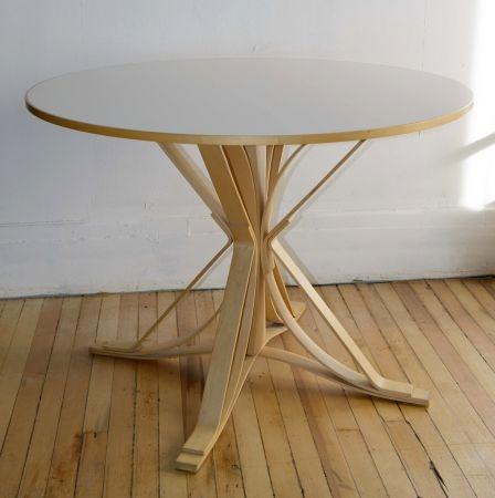Philadelphia: Frank Gehry Face Off 40 Table $1100   Http://furnishlyst.  Face OffHouse FurnitureFrank ...