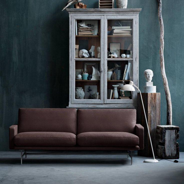 Köp Lissoni 2-sits från Fritz Hansen | Nordiska Galleriet