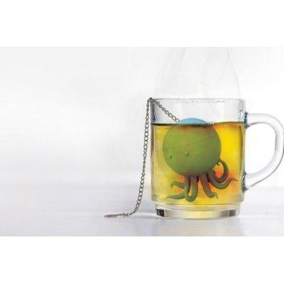 Infuseur à thé Pieuvre