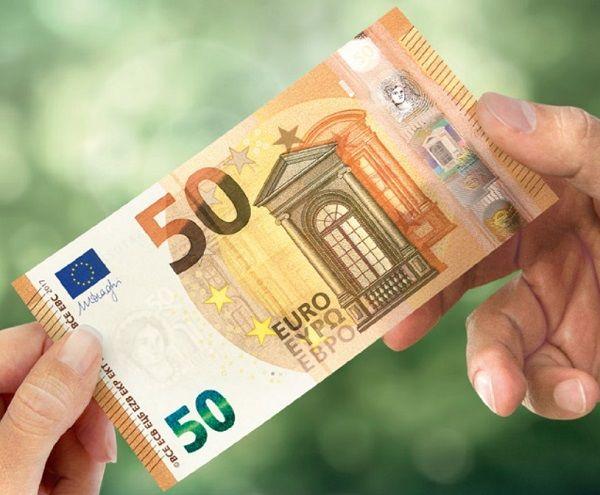 ЄС: в обіг надійшла нова банкнота номіналом 50 євро