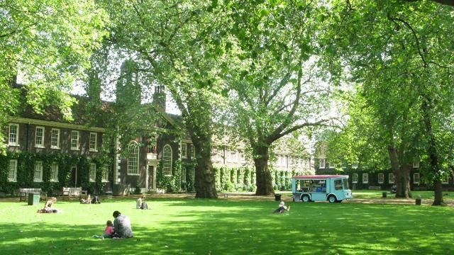 The Geffrye Museum explores the home from 1600 to the present day.  Evocative displays of urban living rooms and gardens illustrate homes and home life through the centuries.