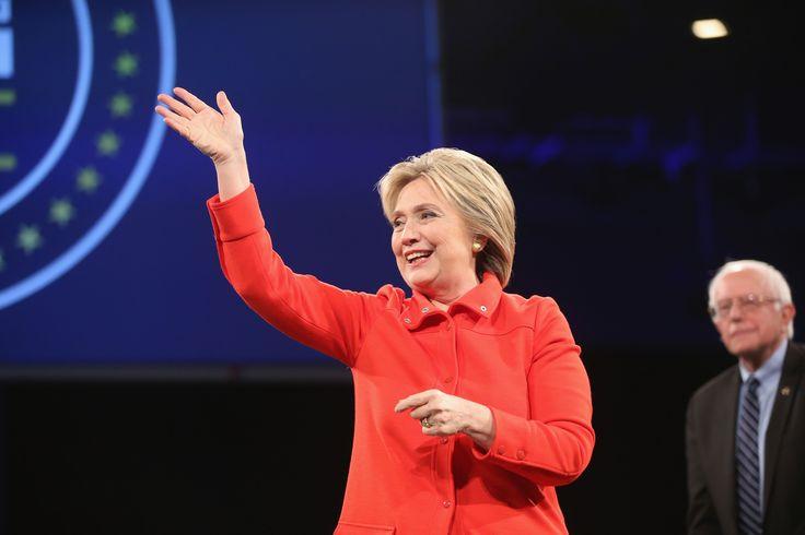 Hillary Clinton Falsely Calls Bernie Sanders a Sexist
