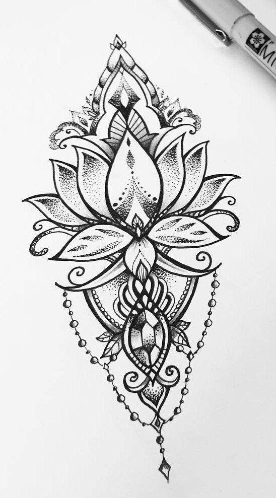 Foto tatuagem Anna Musatova – desenho de tatuagem   – Art