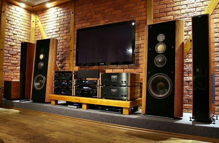 Nice Listening Room Had Those Kappa S When I Was Younger