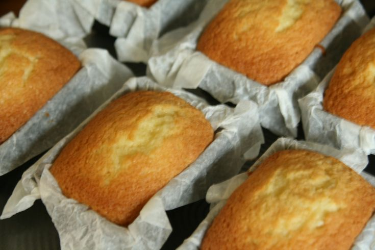 Mini Cake Loaf Recipes: 38 Best Images About Mini Loaf Cakes On Pinterest