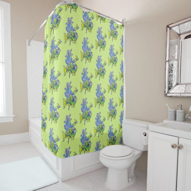 Pin On Funny Shower Curtains