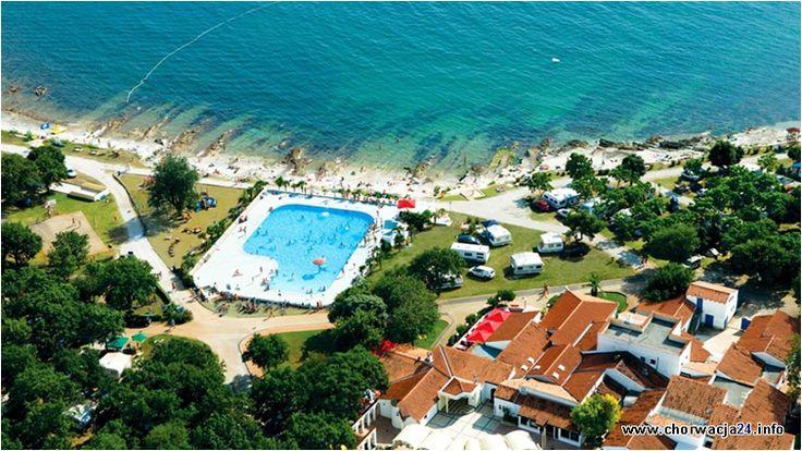 Camping to za mało powiedziane, to prawdziwe Naturist Center Ulika, które co roku przyciąga turystów z całej Europy. #ulika #porec #chorwacja #istria