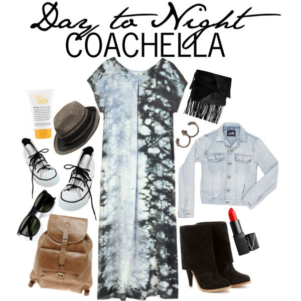 """Day to Night: Coachella"" by polyvore on Polyvore"
