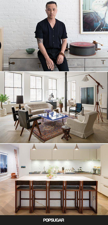 Step Inside Designer Phillip Lim's Airy, Art-Filled New York Penthouse