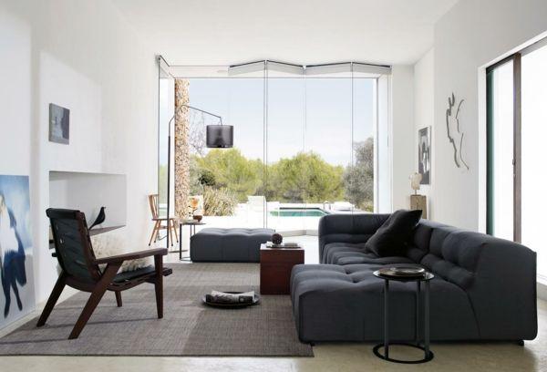 coole gestaltungsmöglichkeiten wohnzimmer, die sie beeindrucken, Wohnzimmer