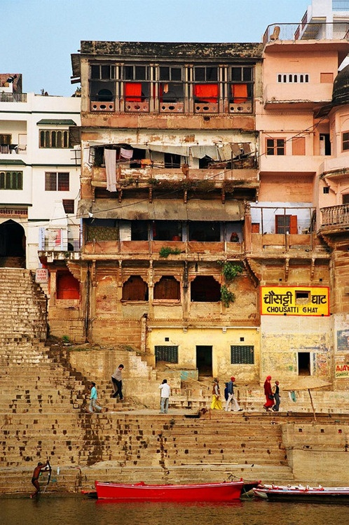 Varanasi, India. Evy inspirations