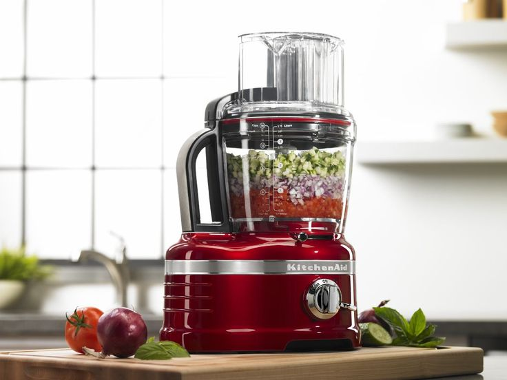 KitchenAid's® ProLine® 16-Cup Food Processor with Commercial-Style Dicing. Is it Worth It? [Review]
