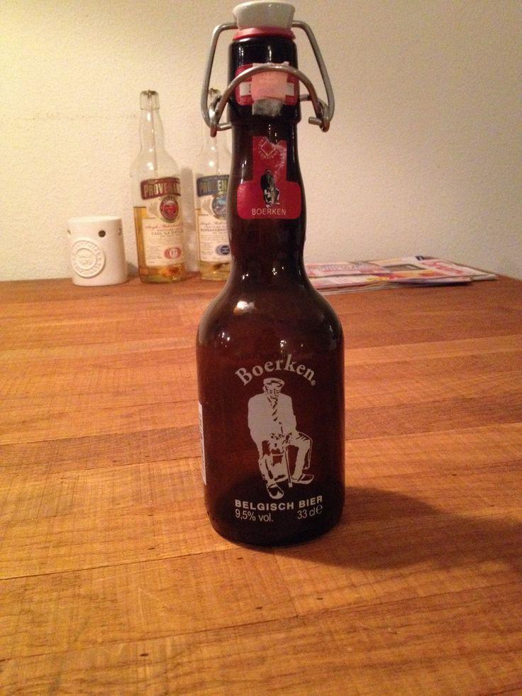 Boerken, Belgisch bier