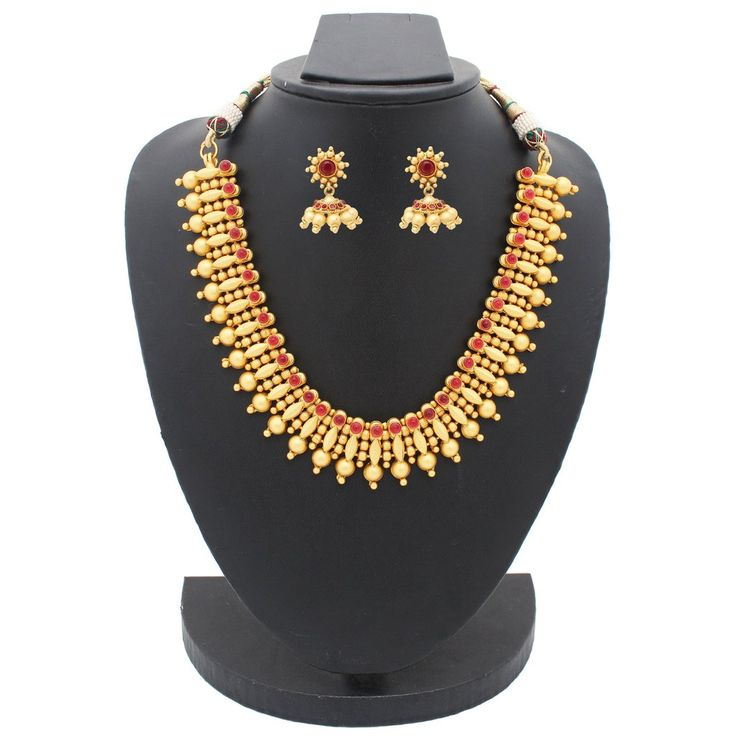 Designer Antique Necklace Set