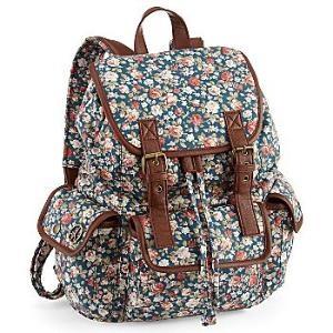 Olsenboye Ditsy Floral Backpack : handbags : handbags + accessories : jcpenney