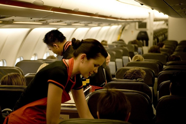 Jetstar's inflight service by Jetstar Airways