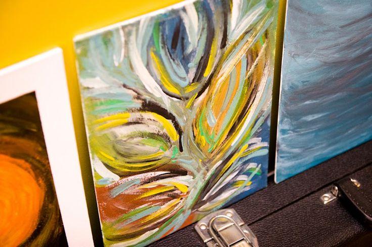 In the interiors - Blog o wnętrzach: Malowanie sposobem na relaks!