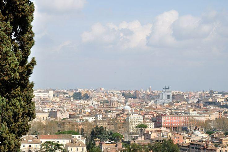 Il Gianicolo - Informazioni, storia e ubicazione a Roma