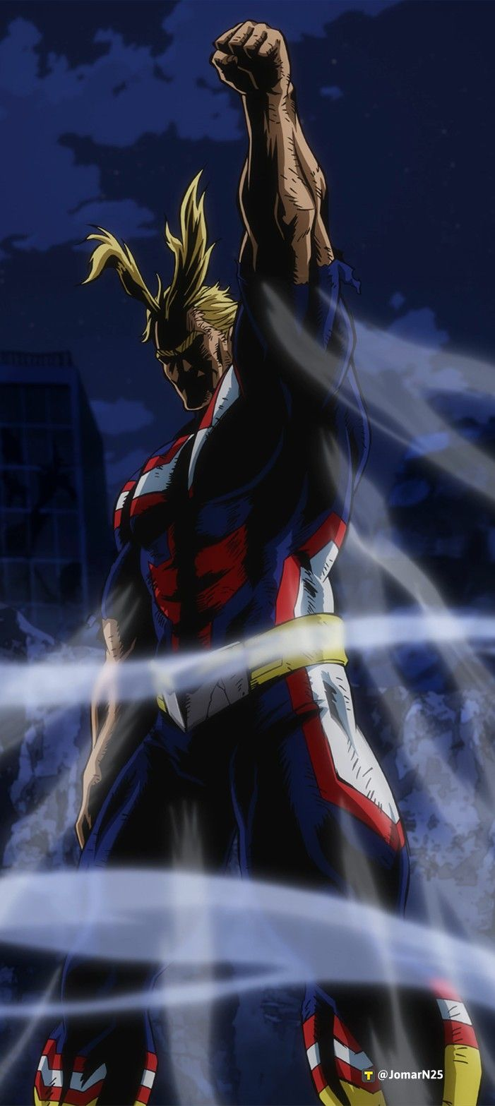 Bnha Allmight United States Of Smash Wallpaper 4k My Hero Hero Hero Wallpaper