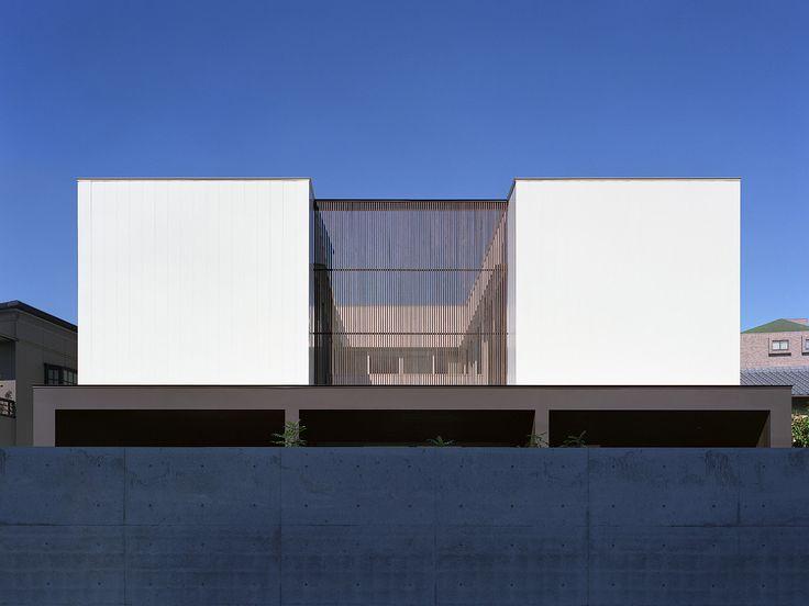 鳥飼の住宅   松山建築設計室  