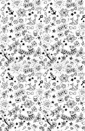 1000+ idee su Tatuaggi In Bianco E Nero su Pinterest  Tatuaggio di bufalo, T...