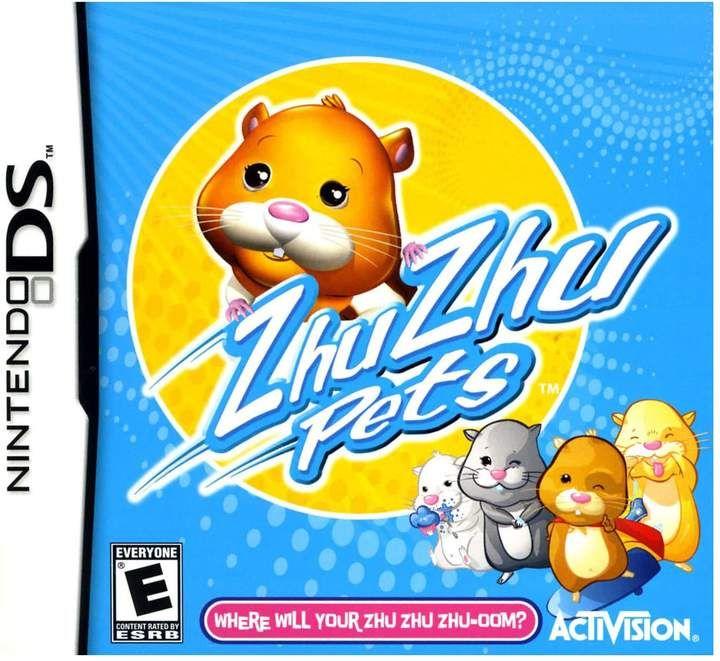 Nintendo Ds Zhu Zhu Pets Sponsored Affiliate Ds Nintendo