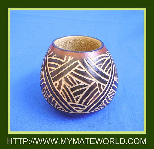 how to drink yerba mate gourd