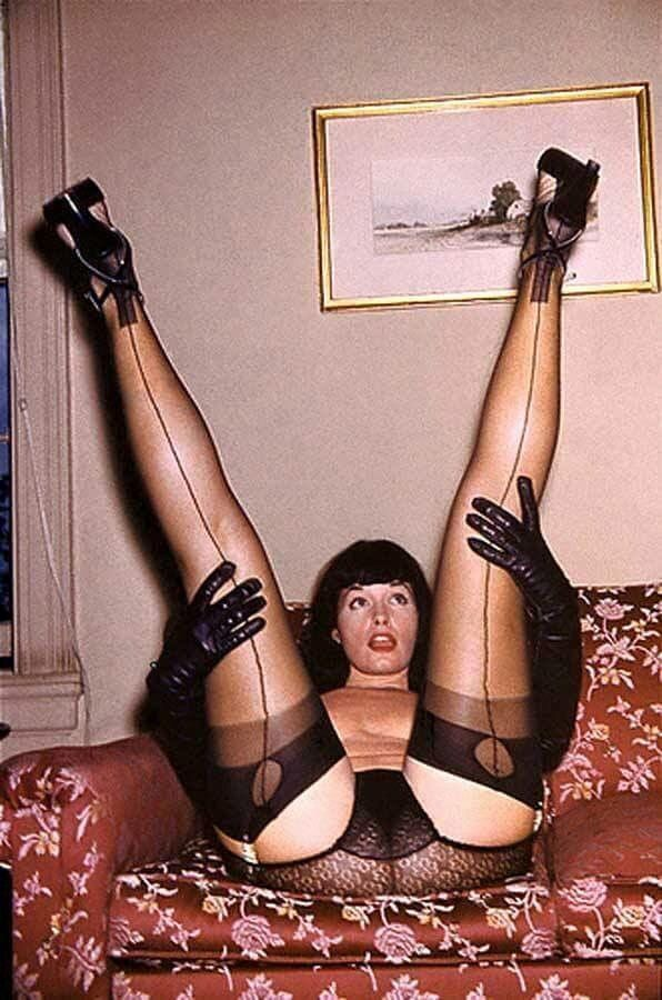 Bettie Page Porn 69