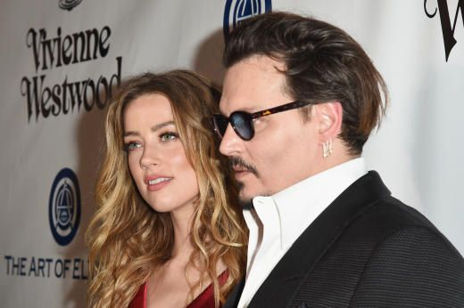 Johnny Depp and Amber Heard: What Went Wrong?!? - http://thisissnews.com/johnny-depp-and-amber-heard-what-went-wrong/