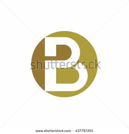 b p pb logo vector