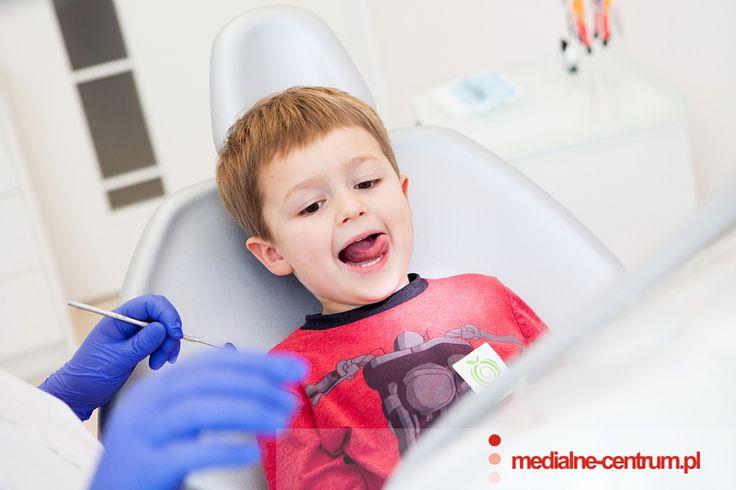 wizyta u dentysty, dental check up
