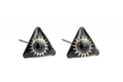 Kolczyki Triangle thorny
