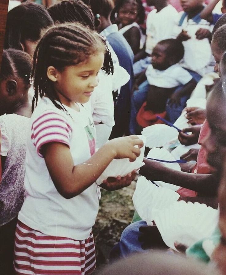 This is little ole Bei Bei serving Haitian children at 4 years young. ⠀ ⠀ So.... promise me you won't cry by what I'm going to say next???🤞🏽⠀ ⠀ Great.🤸🏽♀️⠀ ⠀ For the next 2 weeks, 18 years later, I'm still at it. I will be going to Mexico to do the exact same thing; serving the Mexican children. So freaking excited. ⠀ ⠀ So, what does this mean?⠀ ⠀ NO POSTS FROM @beijingrodgers nor @eyesofbeijing until I return. ⠀ ⠀ You promised me yo