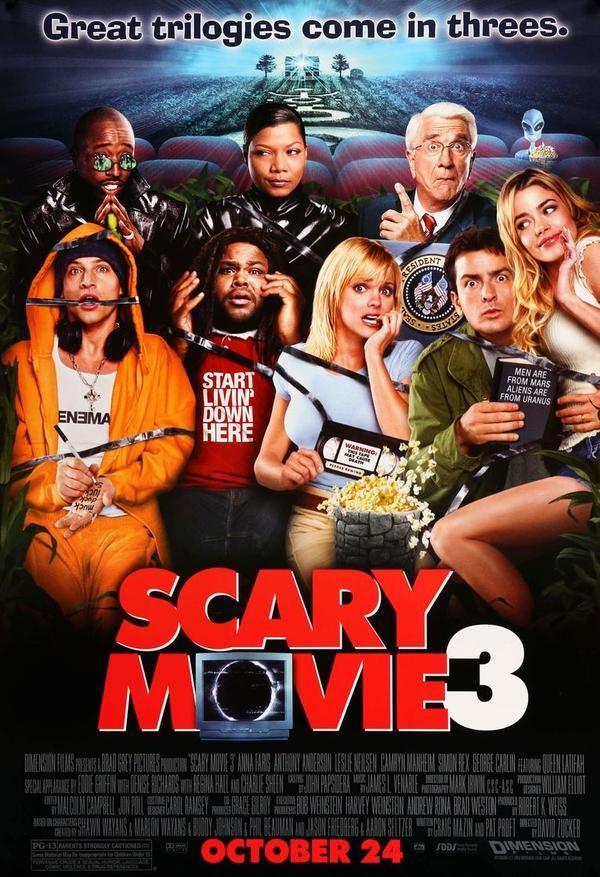 Scary Movie 3 2003 Scary Movie 3 Scary Movies Scary Movie 2
