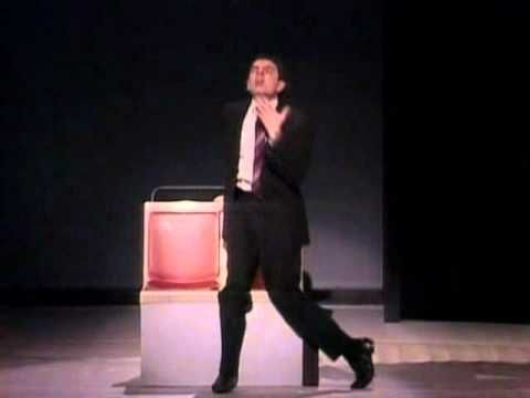 ▶ Rowan Atkinson Live - A day in the life of the invisible man - YouTube