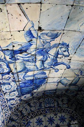 CAPELA DA MEMÓRIA ou no SÍTIO DA NAZARÉ - Portugal - Lenda de D. FUAS ROUPINHO