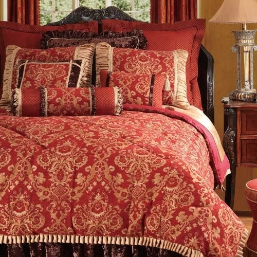 Best 25 Red Bedding Sets Ideas On Pinterest Red Beds
