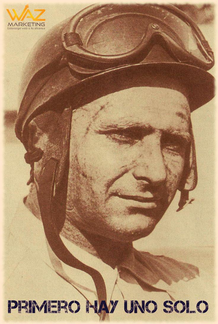 #PrimeroHayUnoSolo Fangio