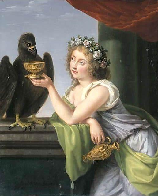 Mythology & allegorical reading?