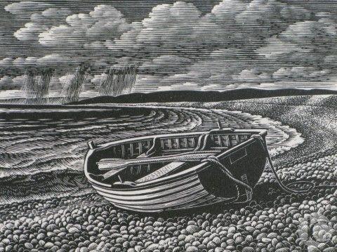 Wood Engraving by Howard Phipps