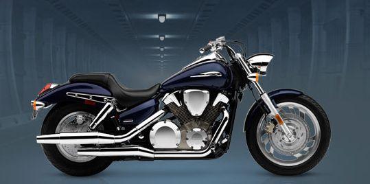 Honda Vtx Motorcycle