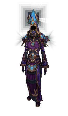 Wrathful Gladiator's Regalia Transmog (Mage)